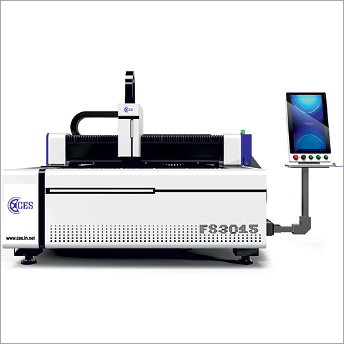 Middle Sheet Fiber Laser Cutting Machine FS