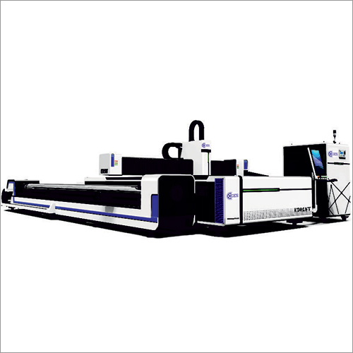Exchange Table Sheet And Tube Fiber Laser Cutting Machine ET