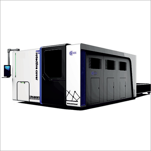 Full Closed Sheet and Tube Fiber Laser Cutting Machine PT