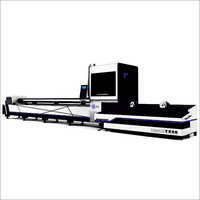 Auto Feeding Tube And Pipe Fiber Laser Cutting Machine