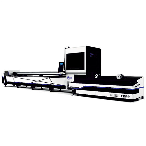 Professional Tube And Pipe Fiber Laser Cutting Machine