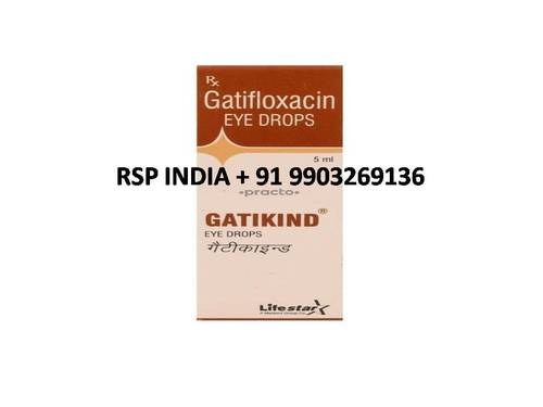 Gatikind Eye Drops