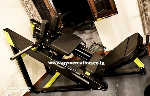 Leg Press Hack Squat Gym Machine