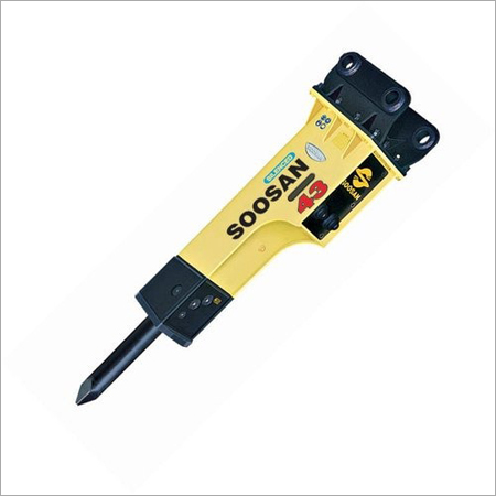 SB43 TS-P Brand  Soosan