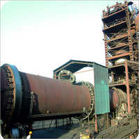 Rotary Kiln Coal Based DRI Plant