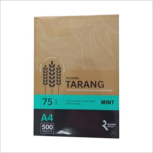 A4 Size 75 GSM Colour Paper