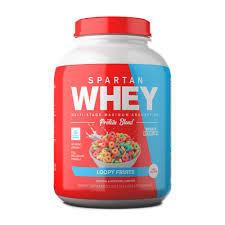 Spartan Nutrition Whey