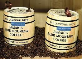 blue Mountain Jamaican Coffee