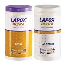 lapox ultra tube and jar