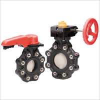 Plastic Butterfly Valve Type 57