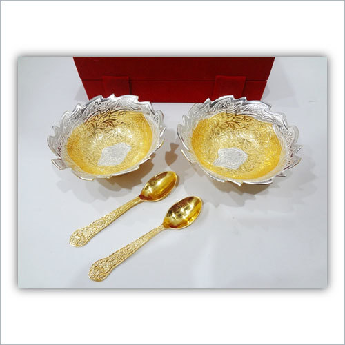 Brass Bowl 4 Pcs Set