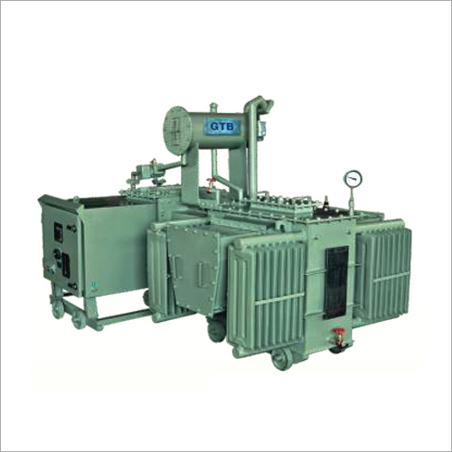 250 KVA Distribution Transformer With OLTC