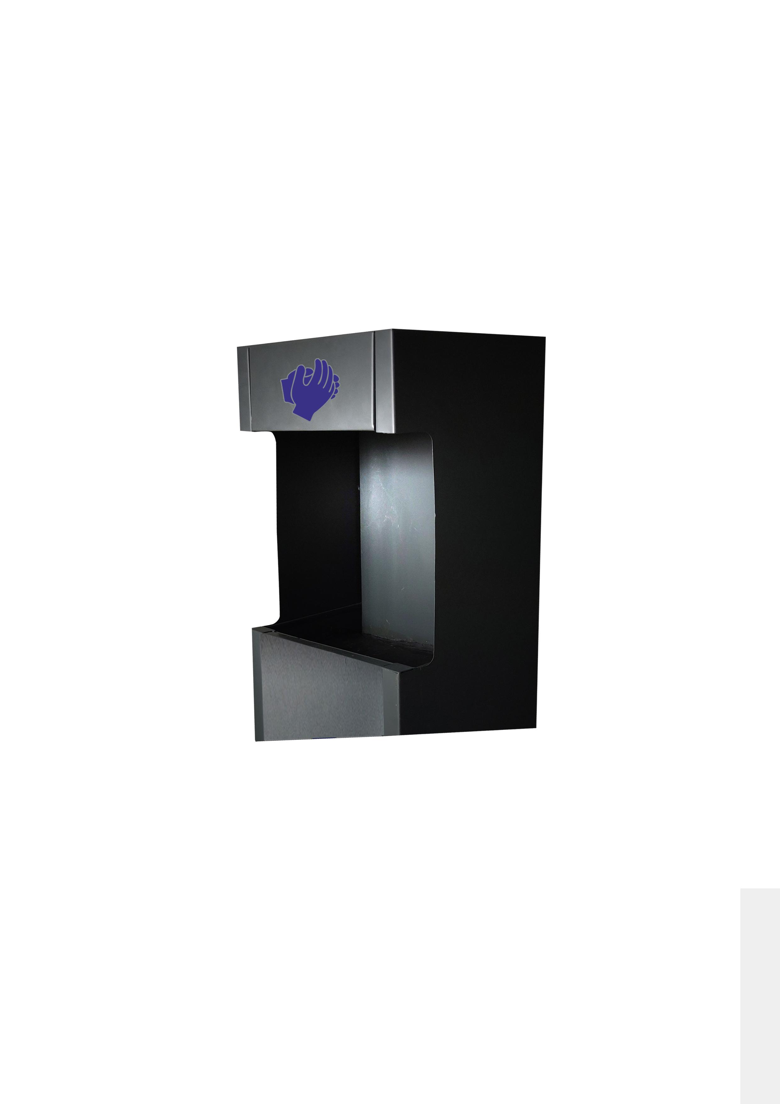 Automatic Hand Sanitizer Machine-MS Powder Coated