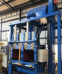 CNC Grit Blasting Machine