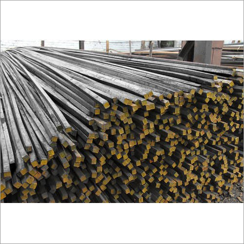 10 mm Mild Steel Square Bar