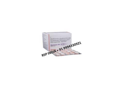 Geminor M 1mg Tablets