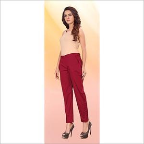 Ladies Lycra Pants