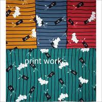 Cotton Dupatta Fabric