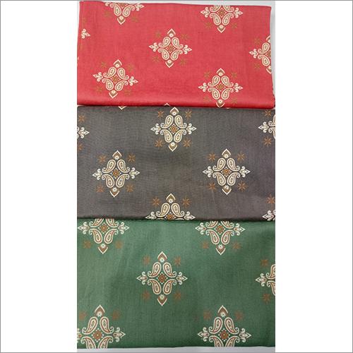 Cotton Flex Print Fabric