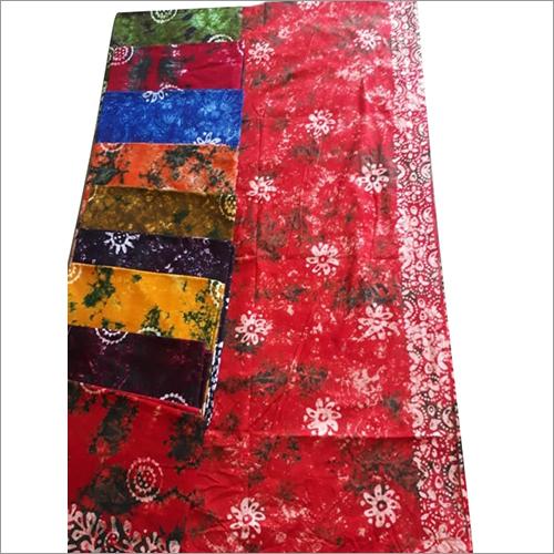 Tye Dye Nighty Fabric