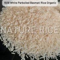 Organic 1509 White Sella Basmati Rice