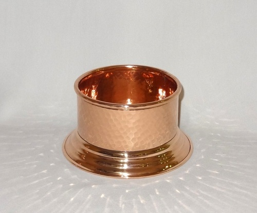 Copper Bottle Holder