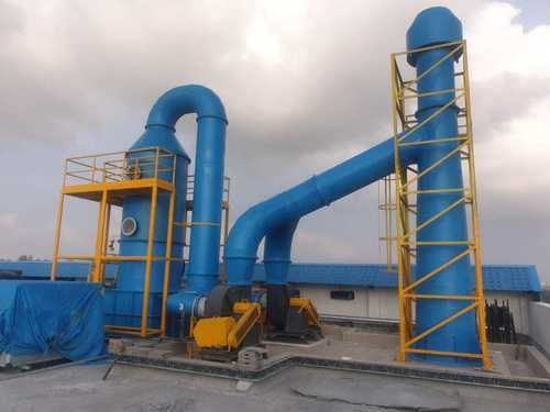 PP FRP Scrubbing System