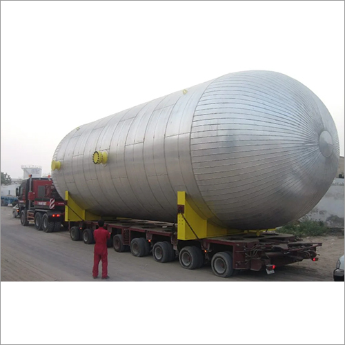 Industrial Heavy Machine Transport Rental Service