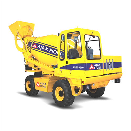 Self Loading Mixer Rental Services