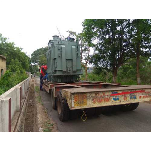 Heavy Machine Transport Services