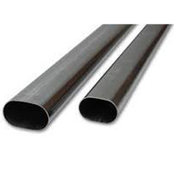 Stainless Steel Oval Pipes 304 Grade