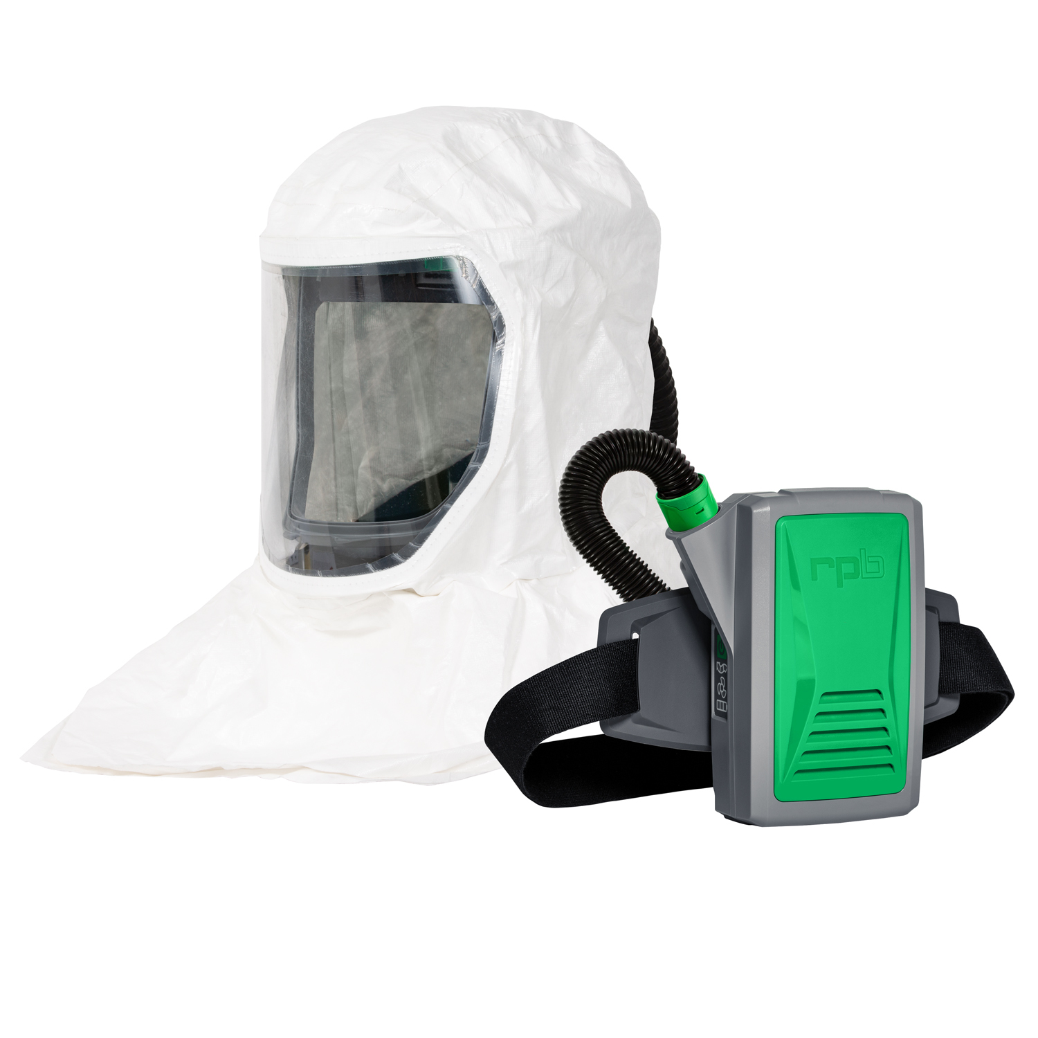 RPB T-link PX5 PAPR Powered Air Purifying Respirator