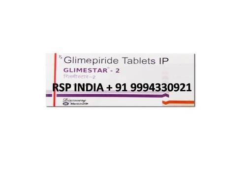 Glimestar 2mg Tablets
