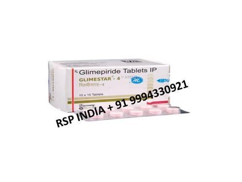 Glimestar 4mg Tablets