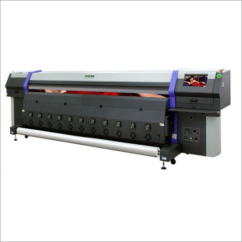 Flora XTRA 320SG 1024i PLUS Printing Machine
