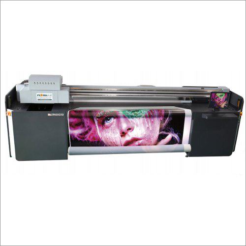 Flora XTRA 2000 HUV PLUS UV Flatbed Printer