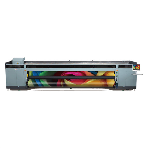 Flora XTRA 5000 UV Roll to Roll Printer