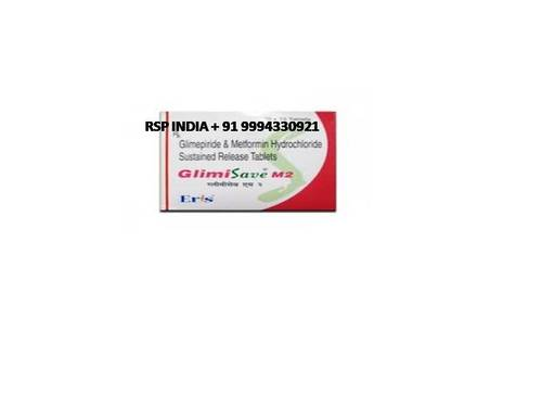 Glimisave M2 Tablets