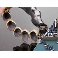 Dental Nickel Chromium Porcelain Casting Alloy Columnar
