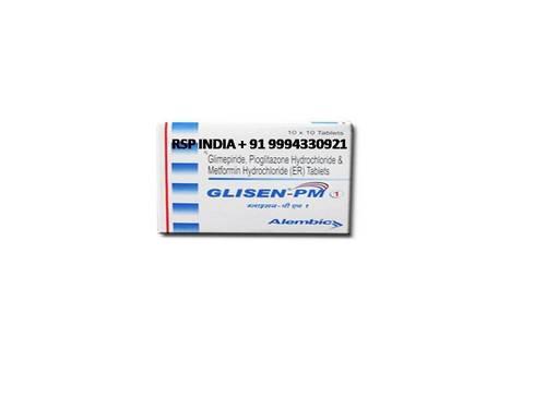 Glisen Pm1 Tablets