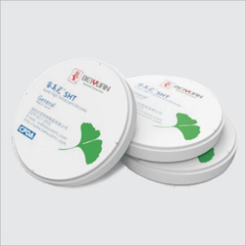 Gradient Color Zirconia Ceramic Material