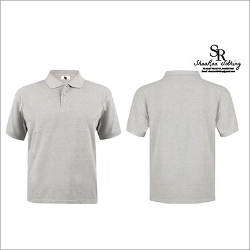 Grey Mens T Shirts