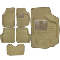 Designer Car PVC Floor Mats