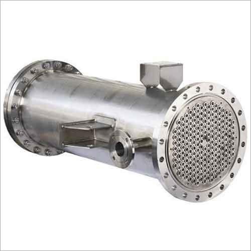 Industrial SS Heat Exchanger