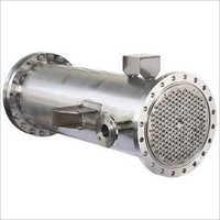 Industrial SS Heat Exchanger
