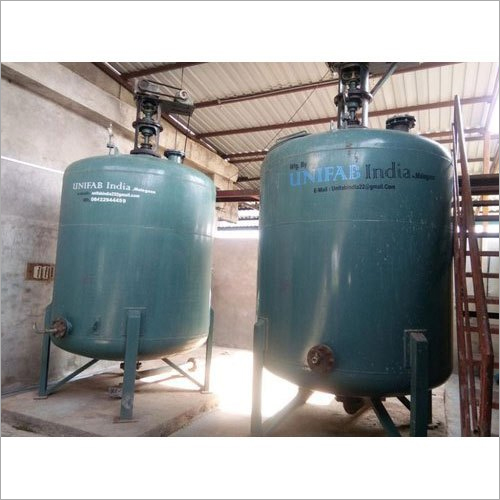 Industrial Stainless Steel Biogas Digester