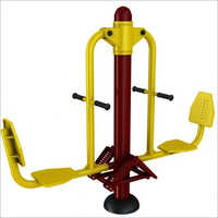 Double Leg Press Machine
