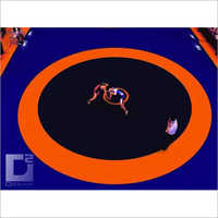 Wrestling Mat With Cover