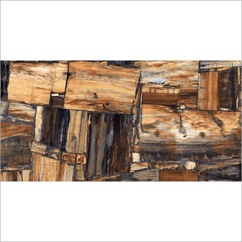 Block Wood Brown Marble