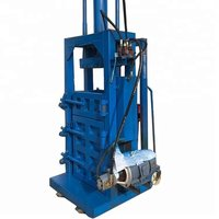 Hydraulic Scrap Bailing Press